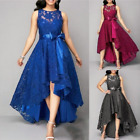 Lace Long Bridesmaid Dress Party Dresses Formal Wedding Dresses Cocktail Womens