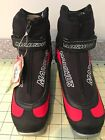 Madshus Kids Youth Red/Black Hyper S XC Insulated Ski Boots Size 3.5 / 36