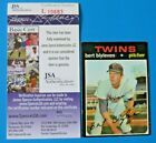 Bert Blyleven Cards, Rookie Cards and Autographed Memorabilia Guide 38