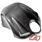 2008-2010 Buell 1125R 1125CR Gas Tank Air Box Cover Cowling Fairing Carbon Fiber