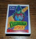 1988 Topps Dinosaurs Attack Trading Cards 35
