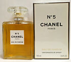 Chanel No 5 3.4oz / 100ml for women Eau De Parfum Spray Brand New Sealed