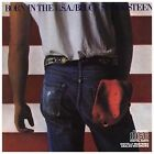 Born in the U.S.A. by Bruce Springsteen (CD, 1984, Columbia) RED