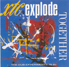 XTC EXPOLDE TOGETHER DUB EXPERIMENTS 78-80 CD INC TAKEAWAY/LURE OF SALVAGE GO+EP