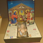 IDEAL The Most Wonderful Story Nativity Book Pop up 1958