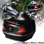 Motorcycle Trunk Box with Taillight Brake Turn Signals For Honda Yamaha Suzuki
