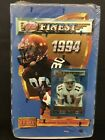 1994 Topps Finest Football Factory Sealed Hobby Box Drew Bledsoe RC Refractors ?