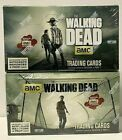 The Walking Dead Season 4 Part 1 & 2 Hobby Factory Sealed Box Cryptozoic