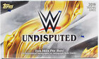 2019 Topps WWE Undisputed Wrestling Hobby Box New Sealed NOW SHIPPING