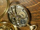 Circa 1912 E Howard 23 Jewel Solid 14k Gold Size 12 Pocket Watch