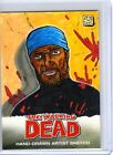 2012 Cryptozoic The Walking Dead Comic Book Trading Cards 16