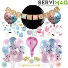 Gender Reveal Party Supplies and Baby Shower Boy or Girl Kit 97 Pieces