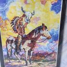 Counted Cross Stitch Kit NATIVE AMERICAN SUNSET Design Works 2927 Southwest