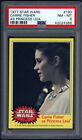 1977 Topps Star Wars #190, CARRIE FISHER AS PRINCESS LEIA PSA 8 NM-MT