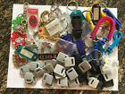 Multiple Styles Key Chains GM Key Caps 77 pieces