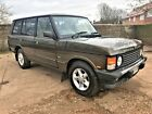 1994 range rover classic 42 LSE soft dash + superb looking example MOT 05 20