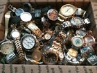 HUGE WATCH LOT - 8-10 LBS - MENS/WOMENS - VINTAGE/MODERN