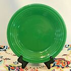 Vintage Fiestaware Medium Green Dinner Plate Fiesta 1950s Green