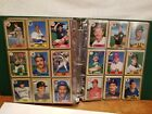 1987 Topps Traded Complete Set in plastic sheets