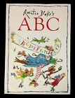 Quentin Blakes A B C by Quentin Blake Paperback Signed 2002