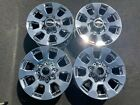 2018 Ford F250 F350 Factory 20 Wheels OEM 10101 Chrome PVD HC3C1007FA