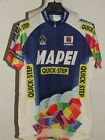 Bike Cycling Jersey Maillot Shirt Cyclism Team Mapei Sportful Size XLARGE