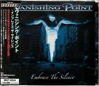 VANISHING POINT / EMBRACE THE SILENCE JAPAN CD OOP W/OBI