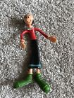 Olive Oyl from Popeye Vintage Bendy Figure Amscan c