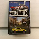 '85 Honda CR-X * Hot Wheels Boulevard w/ Real Riders * WG6