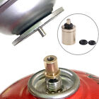 Cylinder Filling Butane Canister Gas Refill Adapter Copper Outdoor Camping NIB