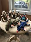 TY Beanie Babies Mixed Lot of 7 With Tags - Vintage & Retired Toothy Lizzy Swoop