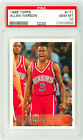 ALLEN IVERSON Rookie Card 1996 Topps #171 RC Perfect PSA 10 Grade