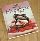 VTG 2005 Weight Watchers 5 Star Cook Book Over 140 Top Rated Recipes Hard Cover