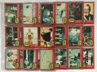Star Wars Topps 1977 Movie Trading Card Set Red Border Series 2 Cards Only
