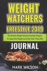 Weight Watchers Freestyle 2019 Journal The Ultimate Weight Watchers Freestyle