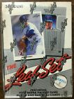 1990 Leaf Baseball Series 1 Trading Cards Factory Sealed Box