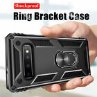 Heavy Duty Armor Magnetic Stand Phone Case Cover For Samsung Galaxy S10 Plus A70