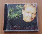 Bryan Duncan - Christmas Is Jesus CD 1995 Myrrh Records ! Dan Huff GTR