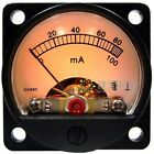 Dc100ma Vu Meter Db Level Header Audio Power Amplifier Chassis With Backlight