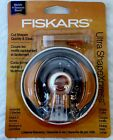 Fiskars Ultra Shapexpress Shape Cutter Scrapbooking Photo Paper Crafts