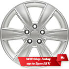 New Set of 4 17 Alloy Wheels with Centers for 2002 2006 Lexus ES300 ES330