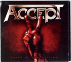 ACCEPT: Blood of the Nations US 2010 Nuclear Blast CD Complete Heavy Metal