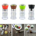 Kitchen Acrylic Manual Pepper Grinder Salt Spices Mill Shaker Grinding Tool Gift