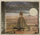 SANDALINAS - LIVING ON THE EDGE ( CD Massacre 2005 ) Progressive Metal *Sealed*