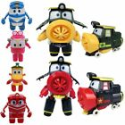 Robot Trains KAY ALF DUCK SELLY Transforming Figurer Transformers Train Kids Toy