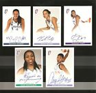 2009 WNBA SERIES 2 FACTORY SEALED SET,ANGEL MCCOUGHTRY ROOKIE & AUTOGRAPH