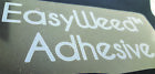 SISER EASYWEED ADHESIVE 12 X 1 YARD Roll 118 actual size New
