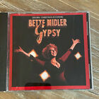 Gypsy Movie Soundtrack Bette Midler as Rose CD 2008 Time/Life Music