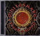 WHITESNAKE Flesh & Blood (CD Album, Jewel case)