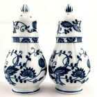 Salt and Pepper Shakers Set Vienna Woods Fine China 55 Decorative Collectibles